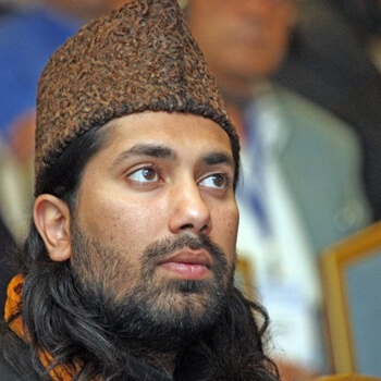 Haji Syed Salman Chishty - U DAY 2018 Cultural Ambassador
