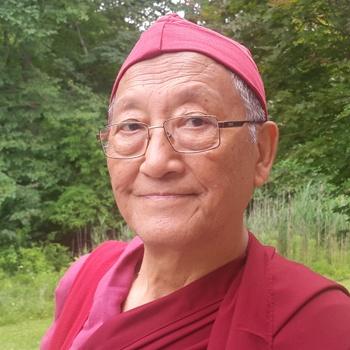 Lama Doboom Tulku - U DAY 2017 Patron